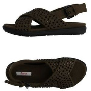 Jucca Studded Sandals